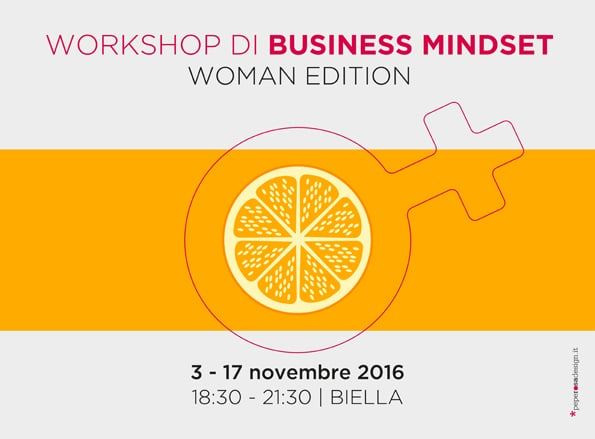 workshop di business mindset