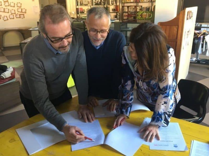 Accordo CNA Biella Piemex Confesercenti