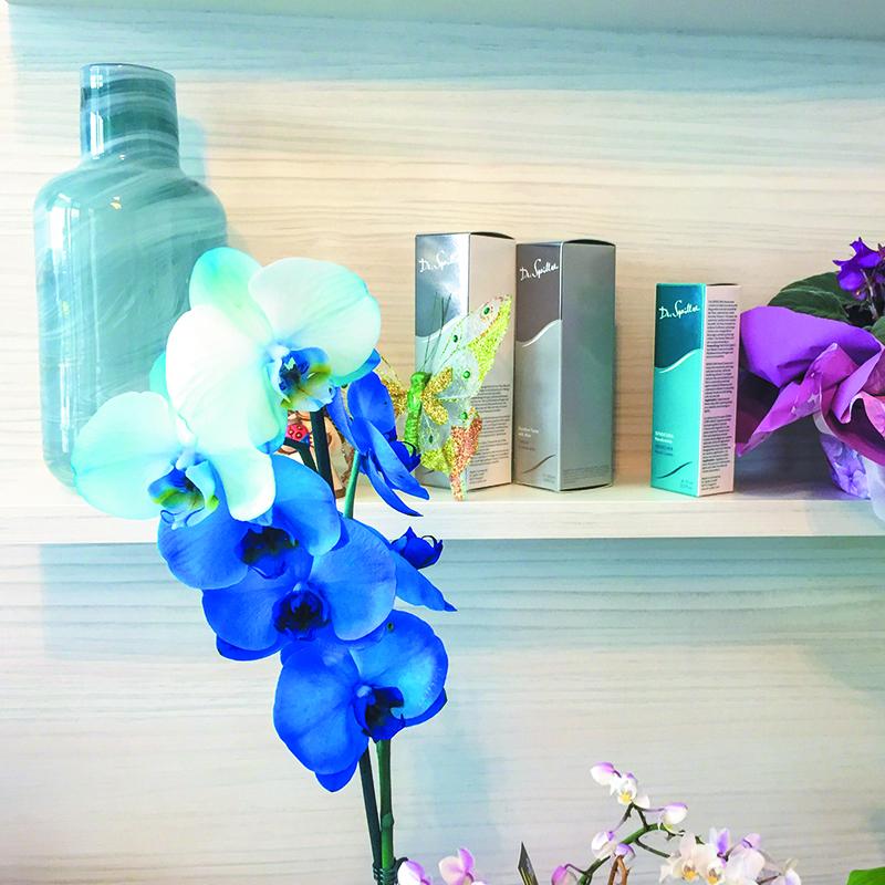 estetista, L'Orchidea