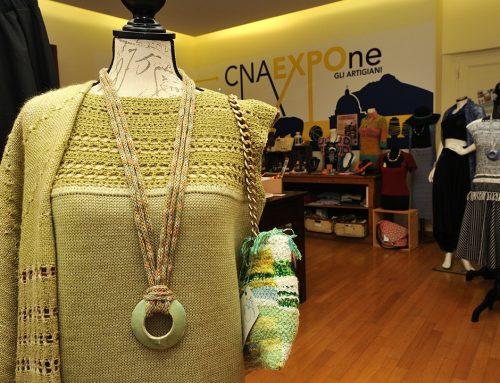 Il negozio di CNA Espone in Via Italia 70 cerca nuovi artigiani