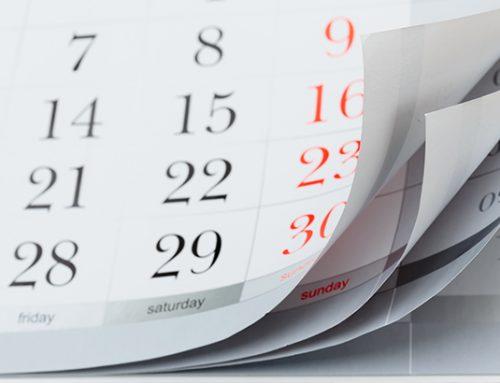 Le scadenze fiscali di ottobre