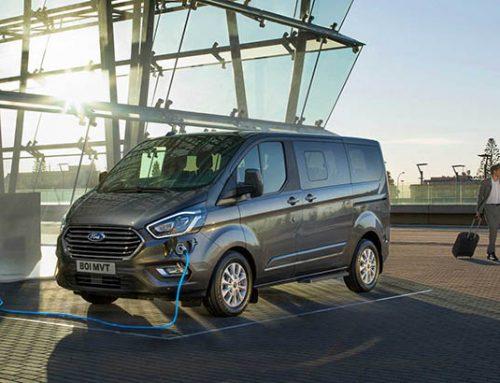 Ford presenta il futuro elettrificato e connesso della gamma di Veicoli Commerciali