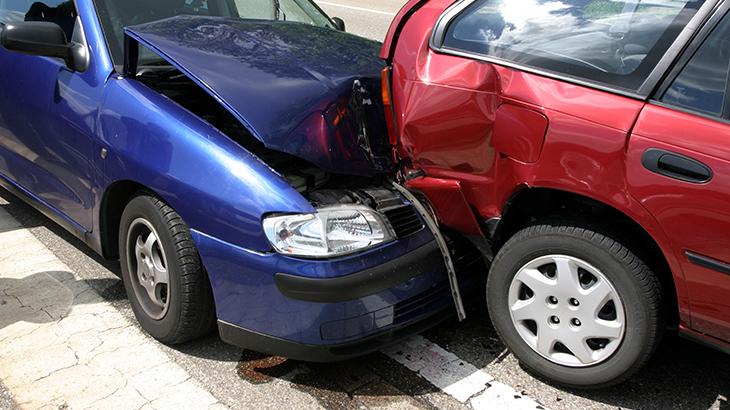 riparazione dell'auto