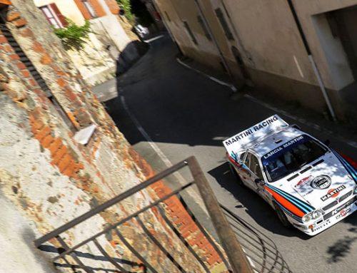 Vivi l'emozione di un pilota di rally con Nuova Assauto