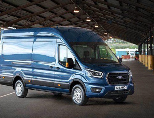 Nuovo Ford Transit Van: da oggi anche ibrido