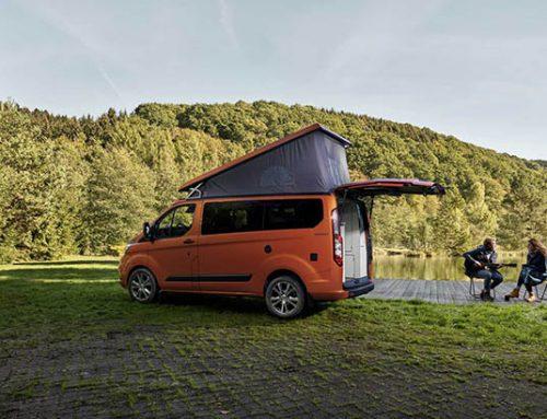 Nuovo Transit Custom Nugget Camper: ideato per una vita piena di avventure