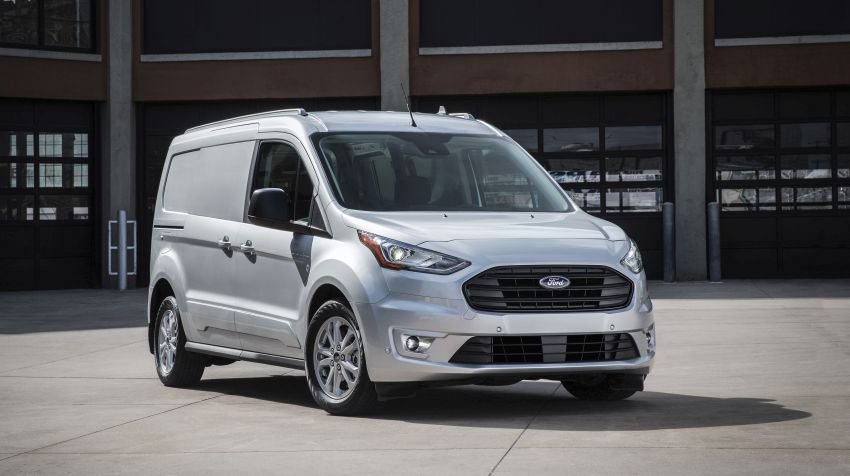 Ford Transit Center