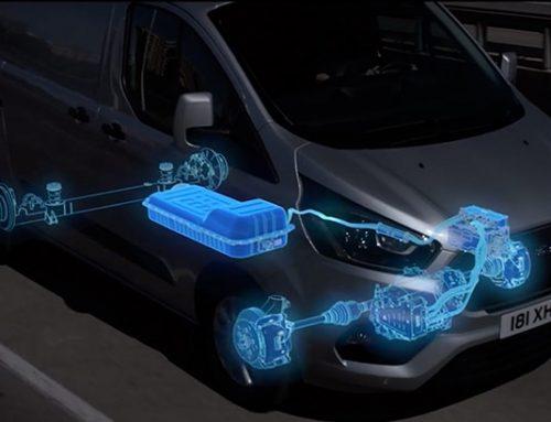 Ford Transit Custom Plug-in, i vantaggi dell'ibrido ricaricabile