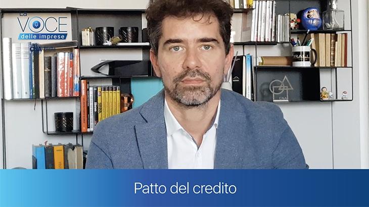 Il patto del credito