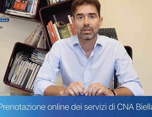 Prenotazione online dei servizi di CNA Biella