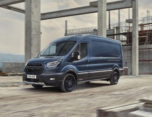 Ford presenta le nuove versioni Trail e Active per la gamma Transit