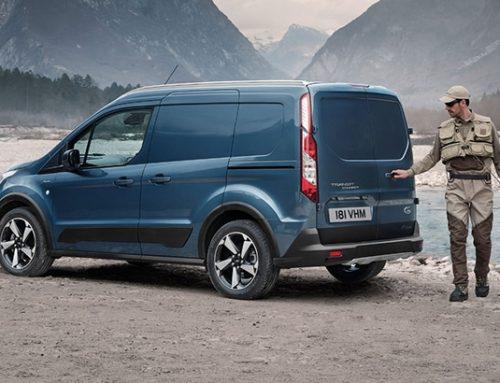 L'Ovale Blu presenta Ford Transit Connect da 1 tonnellata: capacità di carico ed efficienza best in class