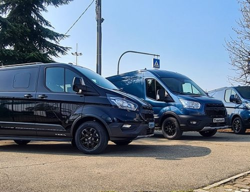 Ford Transit Trail e Ford Transit Custom Trail 2021