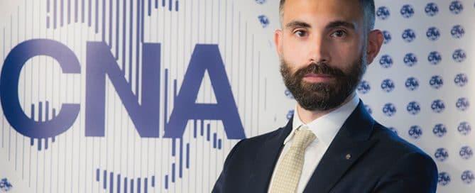 Valentini Presidente CNA Giovani Piemonte