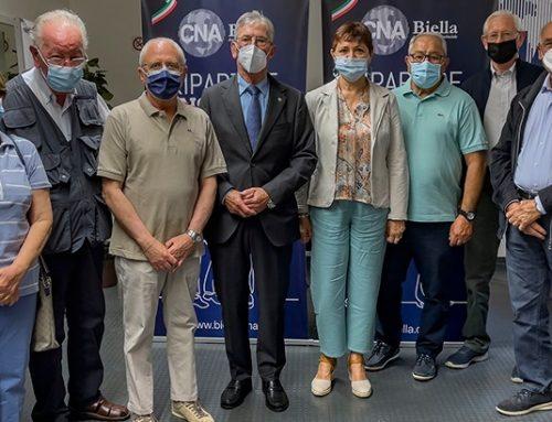 Assemblea Elettiva 2021 di CNA Pensionati Biella